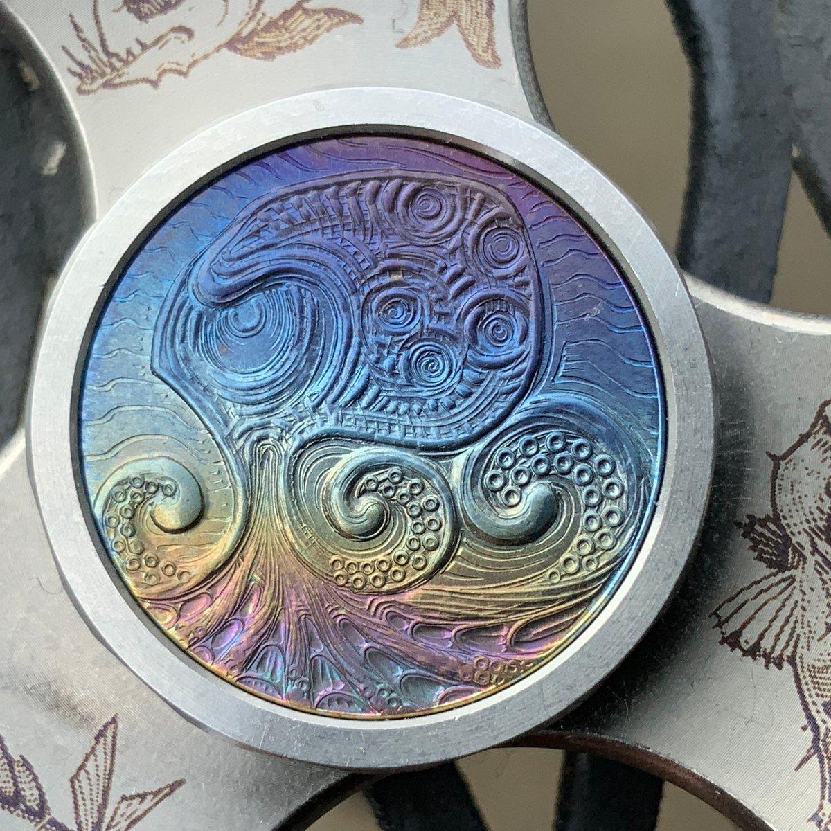 Titanium AngrFish2 buttons
