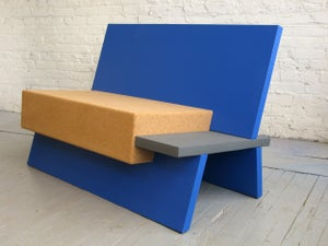 Image of 3/1 Chair and Bench