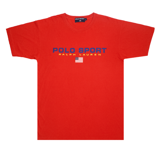 Image of Polo Sport Ralph Lauren Vintage T-Shirt Size XL