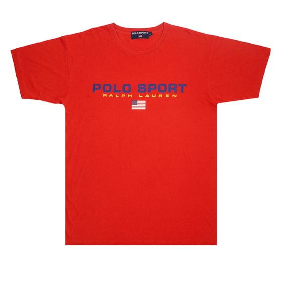 e86e360a7a9 Image of Polo Sport Ralph Lauren Vintage T-Shirt Size XL