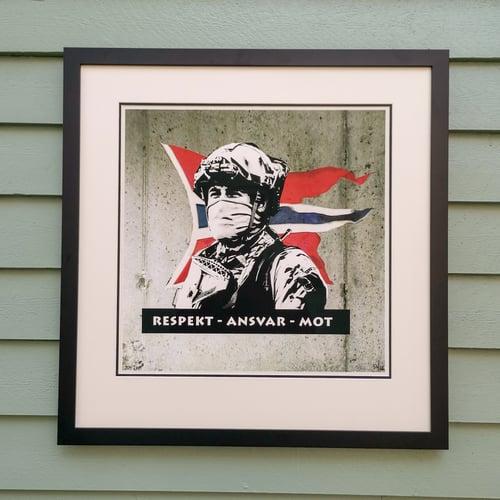 Image of JOY - RAM: Respekt, Ansvar, Mot