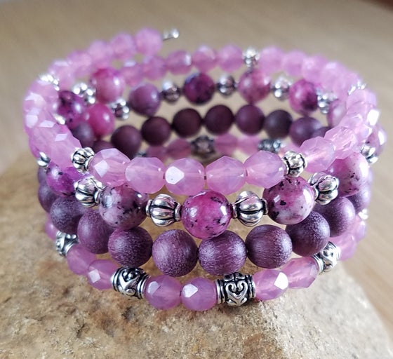 Image of Perfectly Purple Bracelet