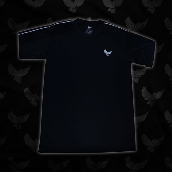 Image of Black/White Worn By Few T-Shirt