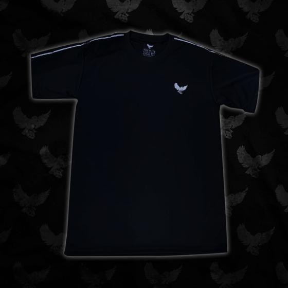 Image of Black/White Worn By Few T-Shirt