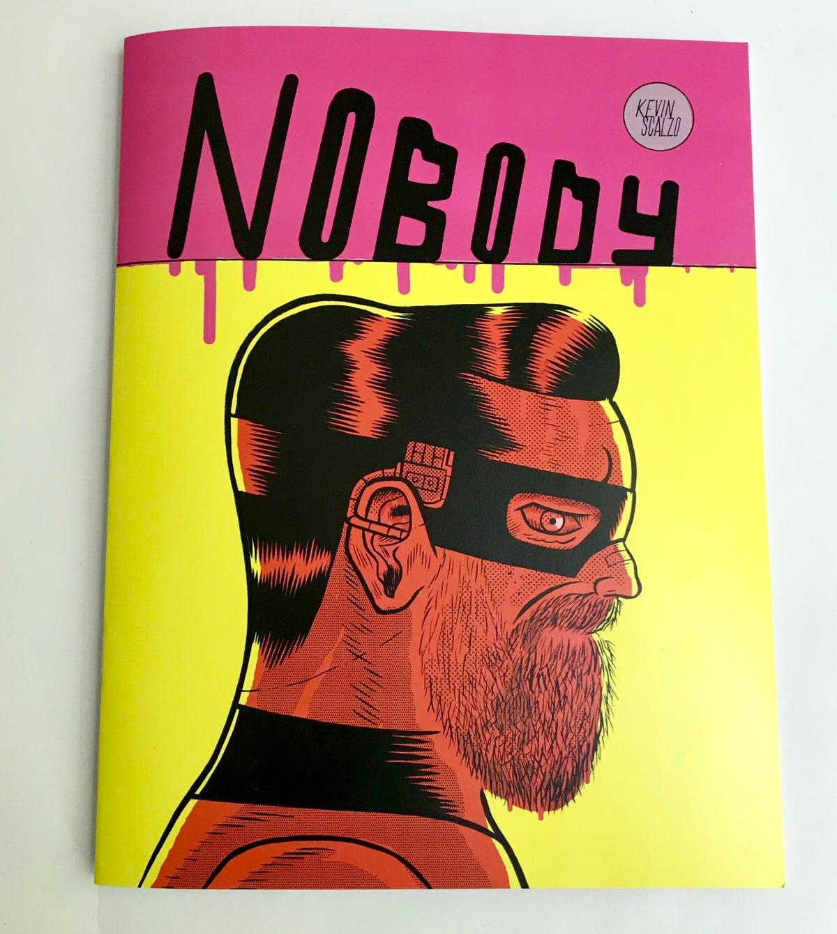 Image of  NOBODY #1
