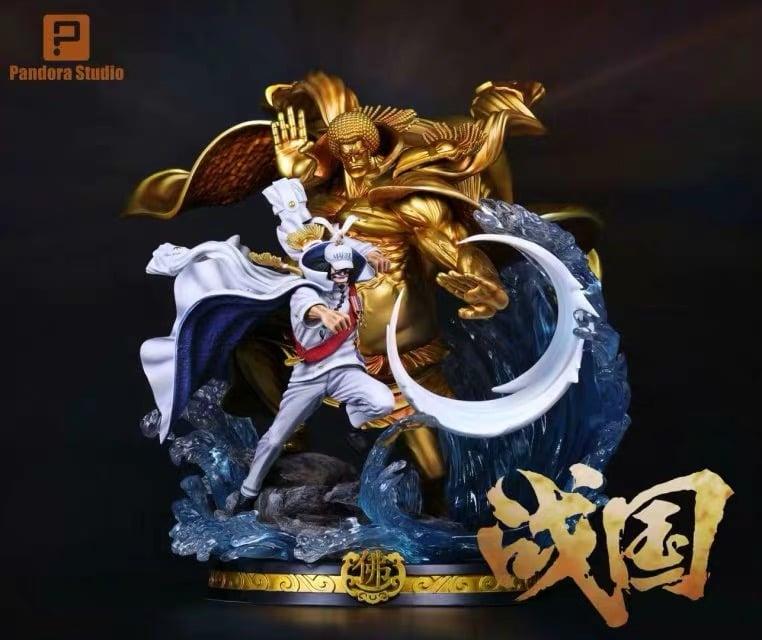 Image of [Pre-Order] One Piece Pandora Studio Fleet Admiral Sengoku Resin Statue