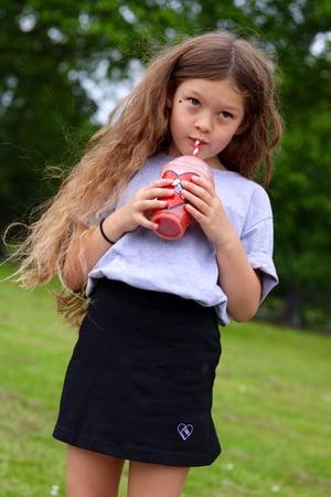 Image of Kids Skrrrt Skrrrt Skort