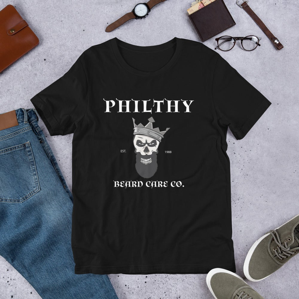 Image of Men's Philthy Company Tee (Black)