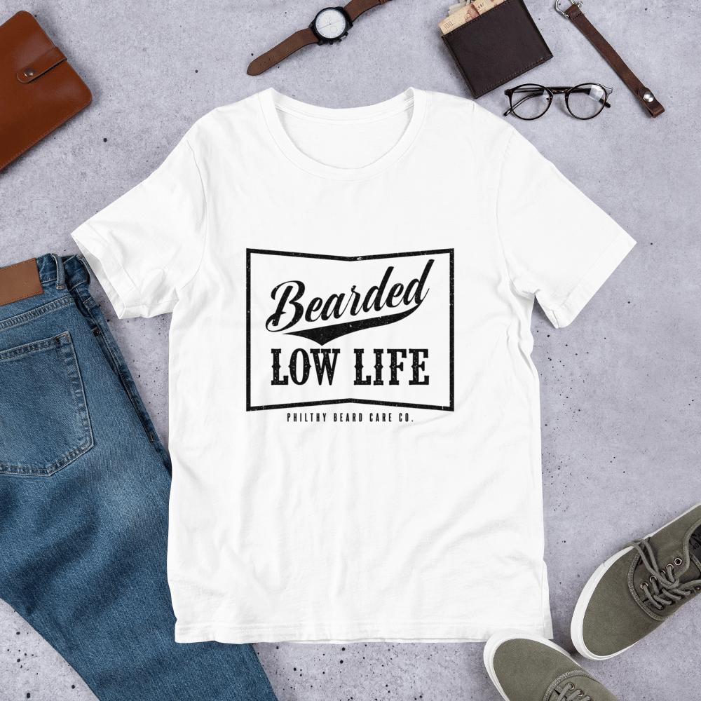 Image of Men's Bearded Low Life Tee