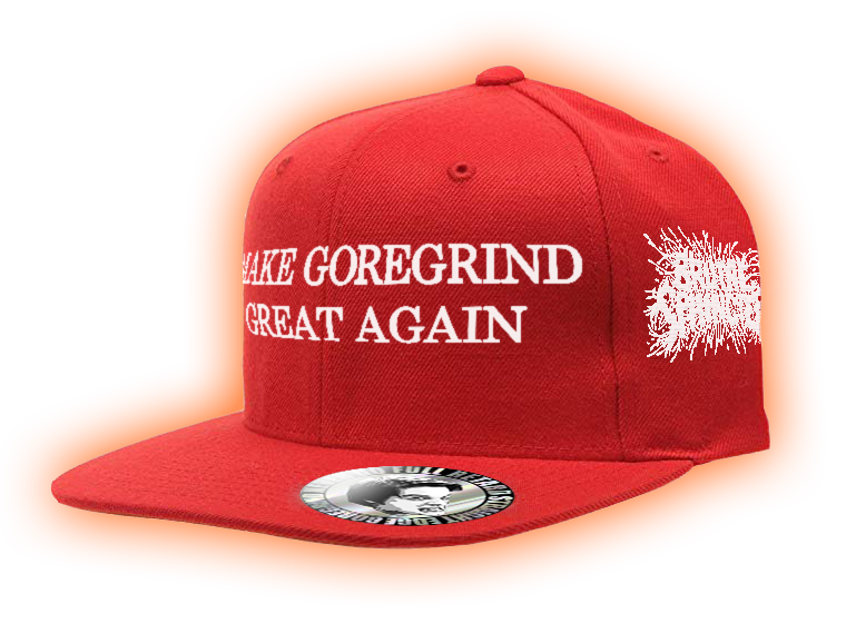 Image of Make GoreGrind Great Again Snapback