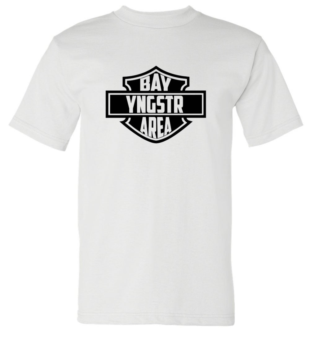 Image of Bay Area YNGSTR Tee