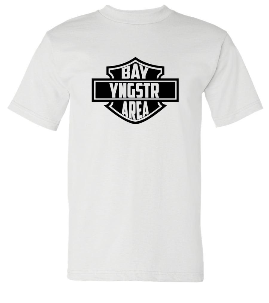 Image of Bay Area YNGSTR Tee