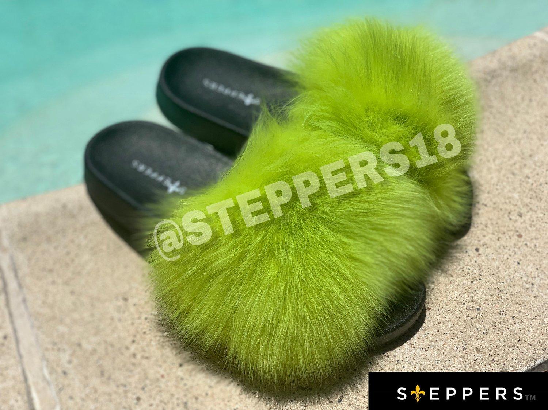 SLIME SEASON STEPPERS