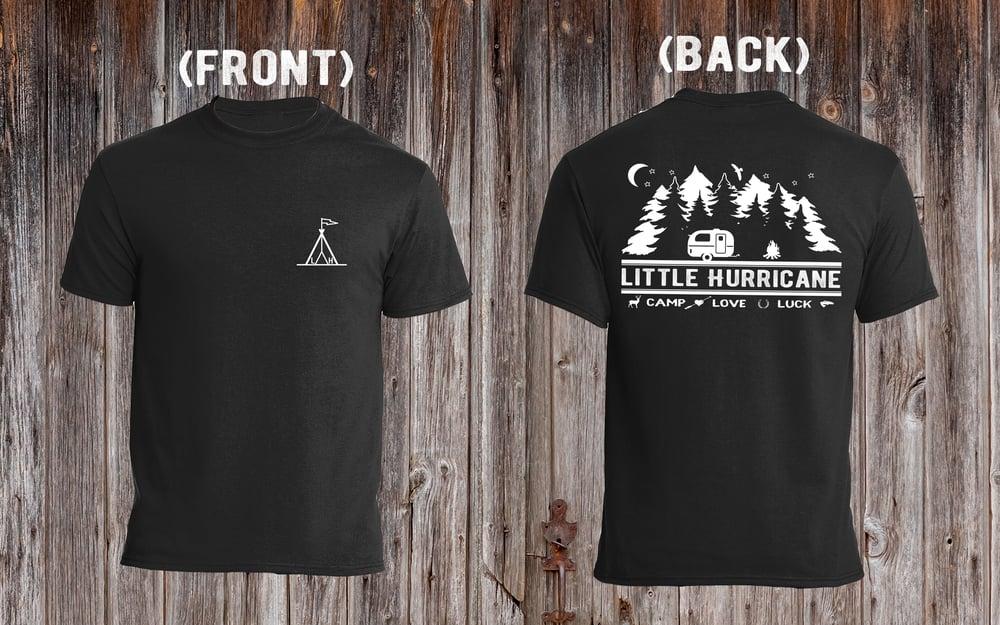 "Image of ""Camp Love Luck"" Men's Shirt"