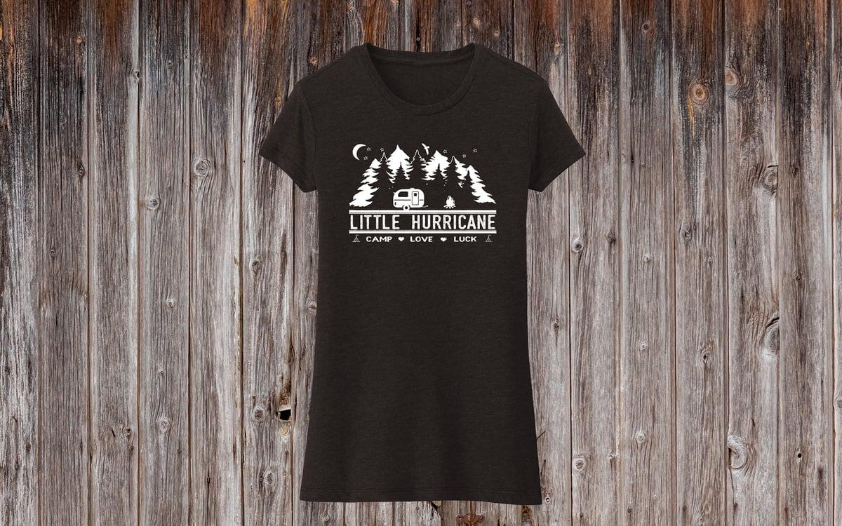 "Image of ""Camp Love Luck"" Women's Shirt"
