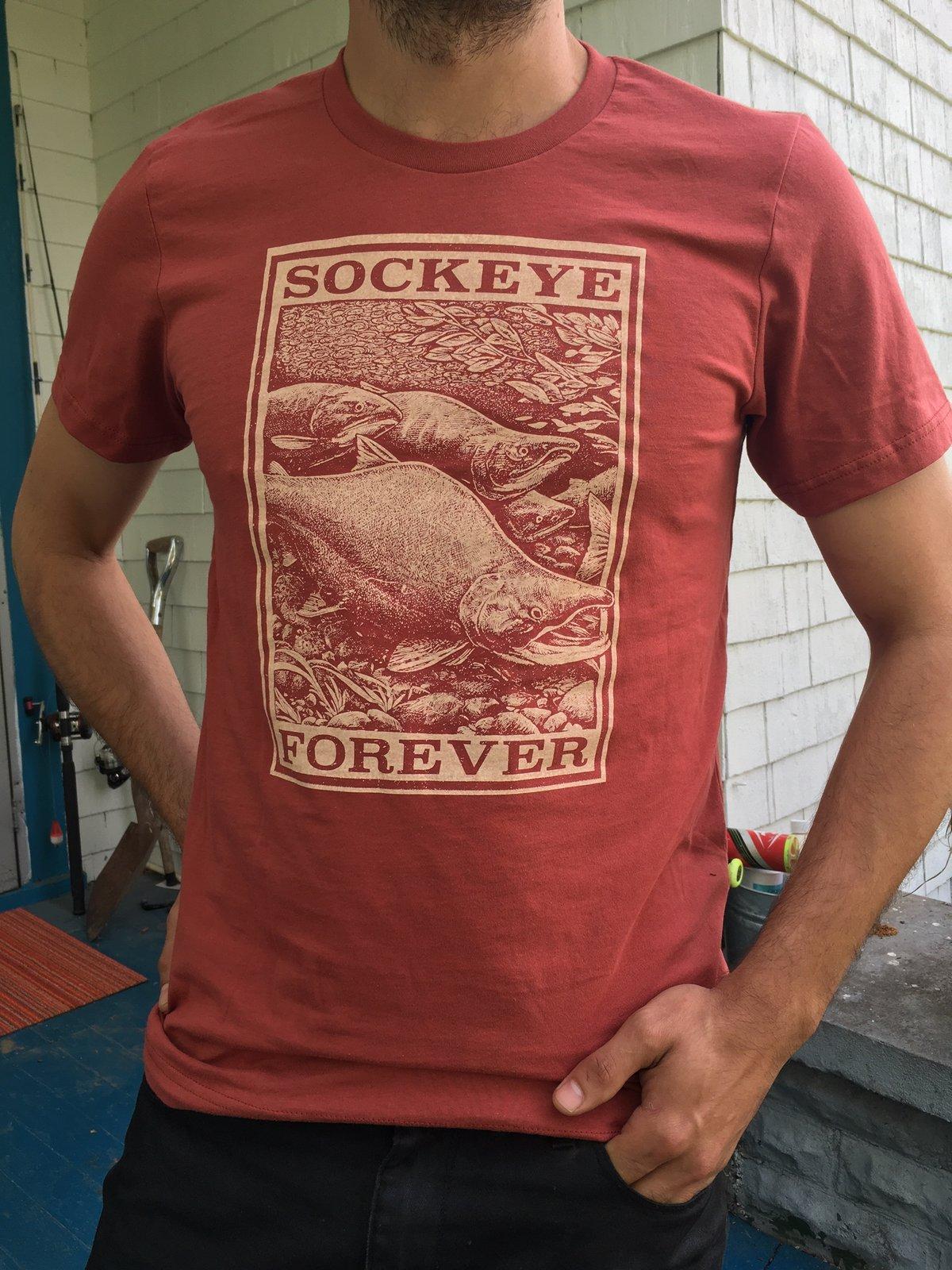 Image of Sockeye Forever Shirt