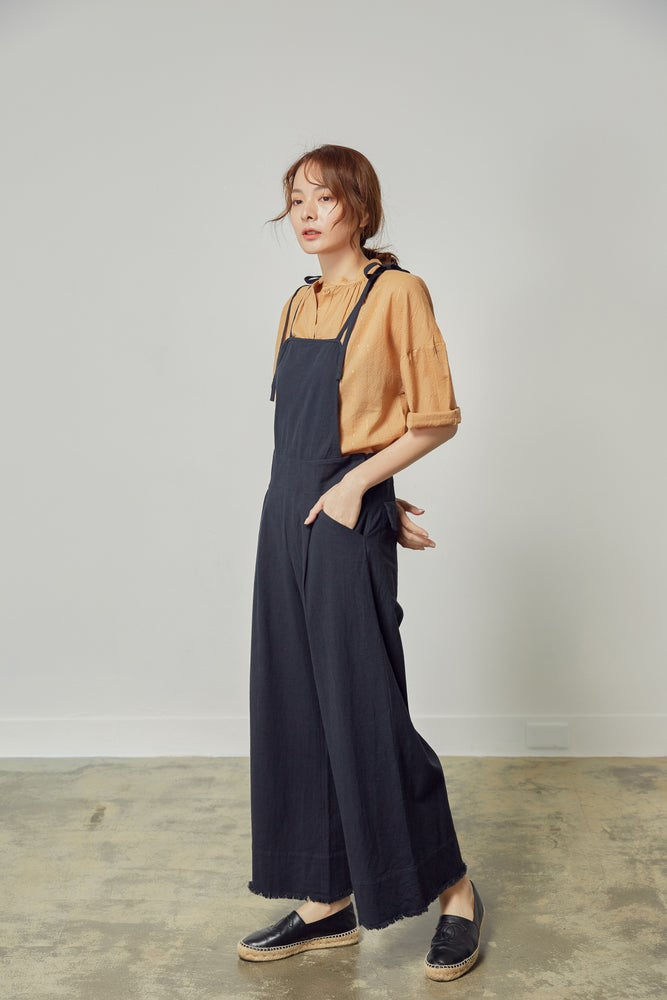 Image of SHARON DUNGAREES