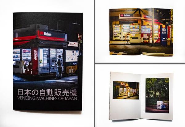 Image of Vending Machines of Japan