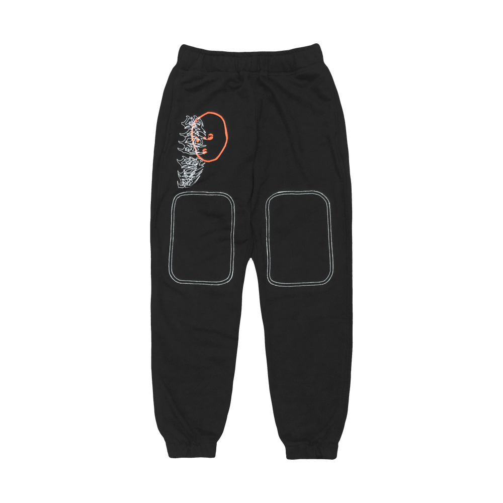 Image of MASKii Sweat Pants (black)
