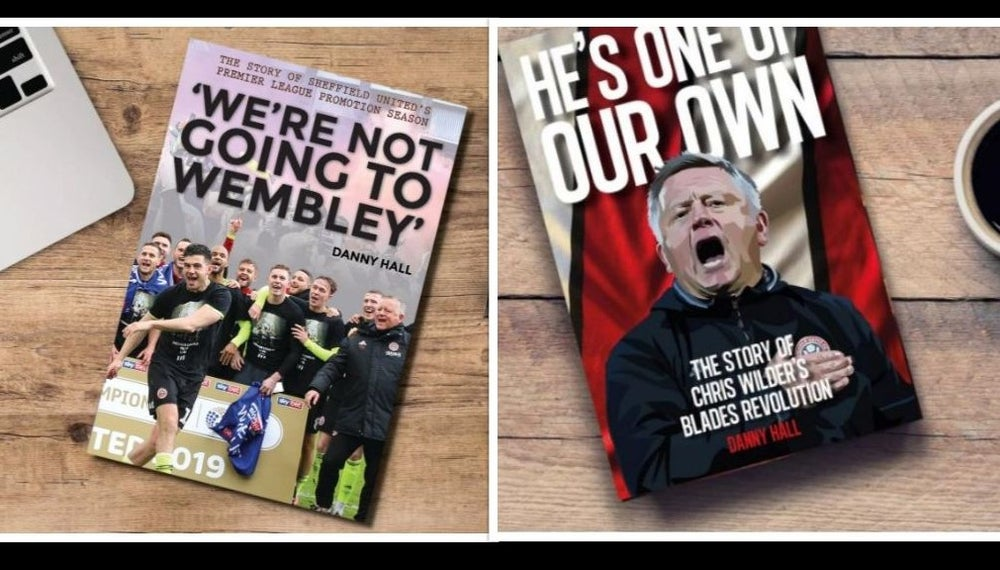 Image of PACKAGE - 'We're not going to Wembley' and 'He's one of our own'