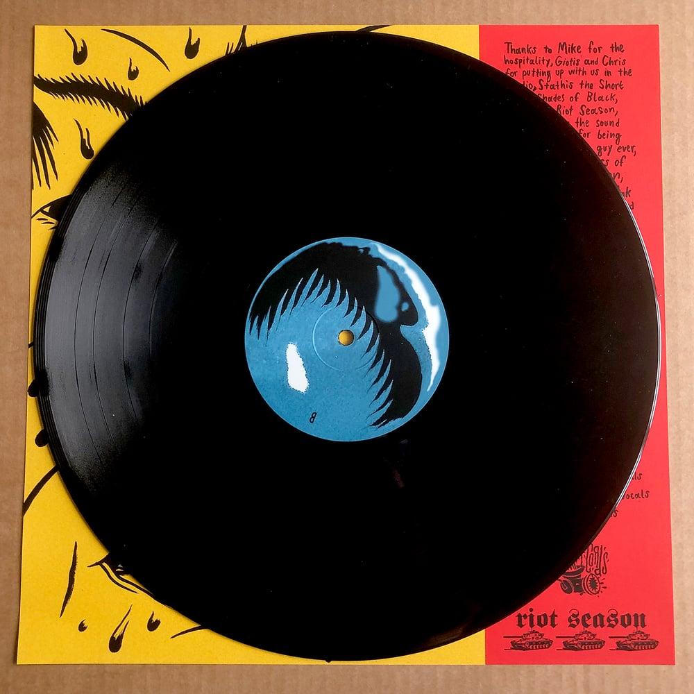 KRAUSE 'The Ecstasy of Infinite Sterility' Black Vinyl LP