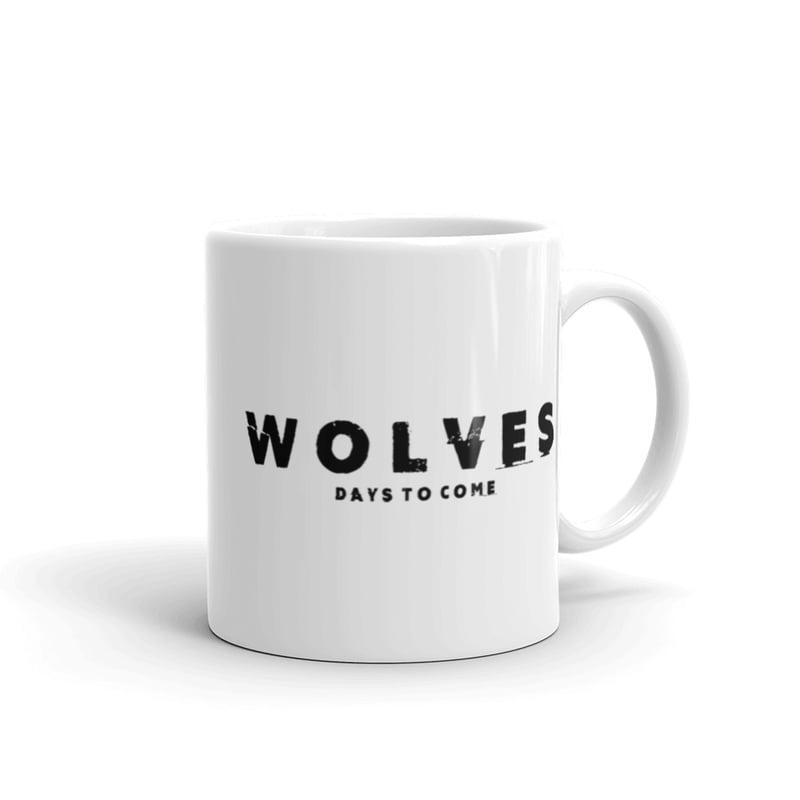 Image of Wolves Mug