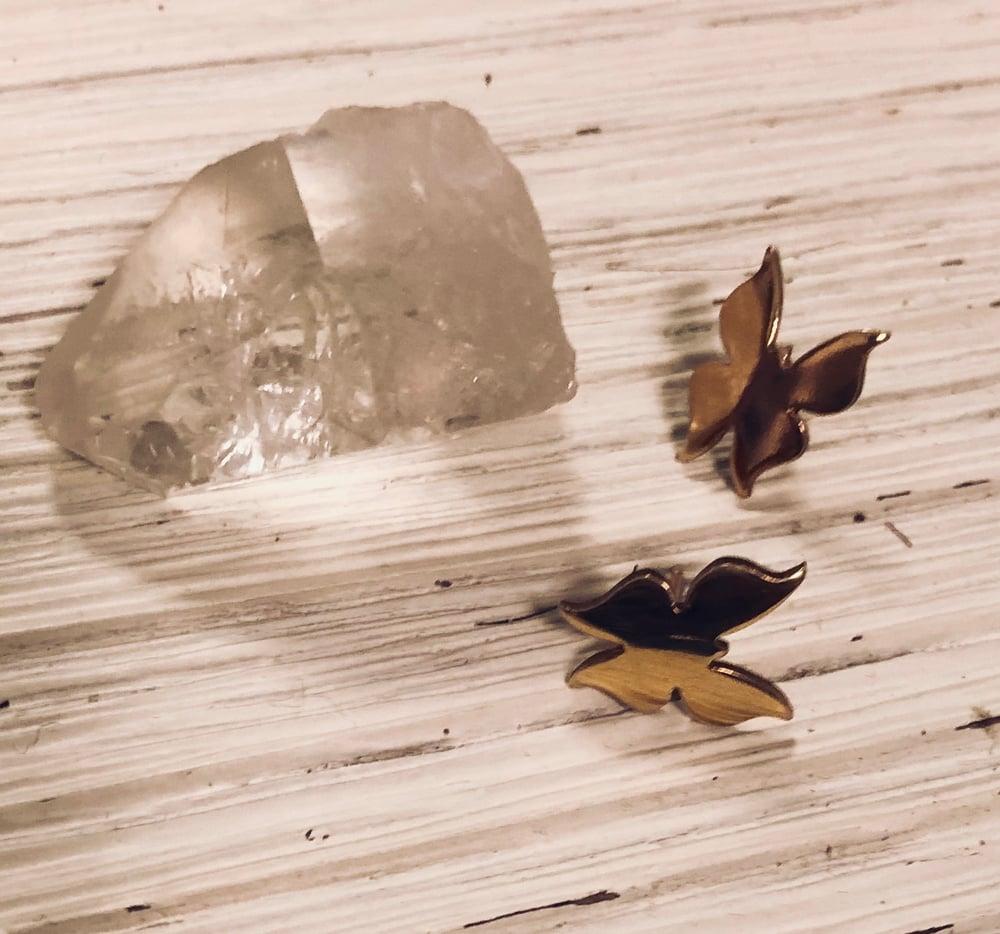 Image of Kuwa Kipepeo (Becoming Butterfly) Studs