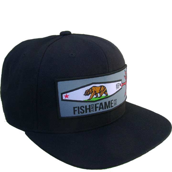 Image of CA JIG Snap Back (assorted)