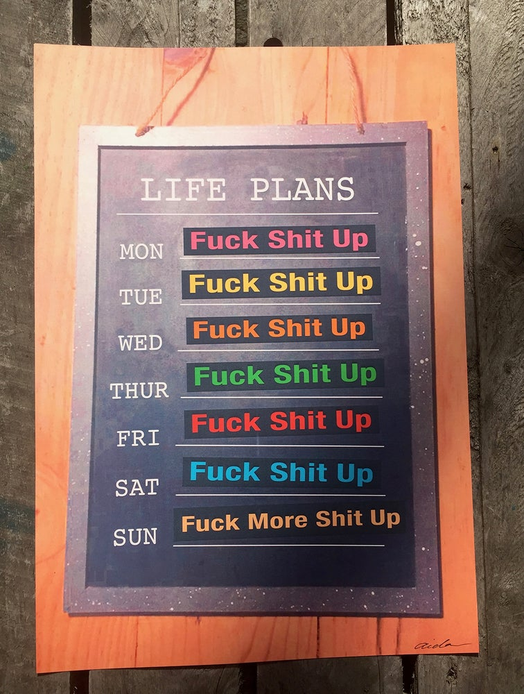 Image of Life Plans