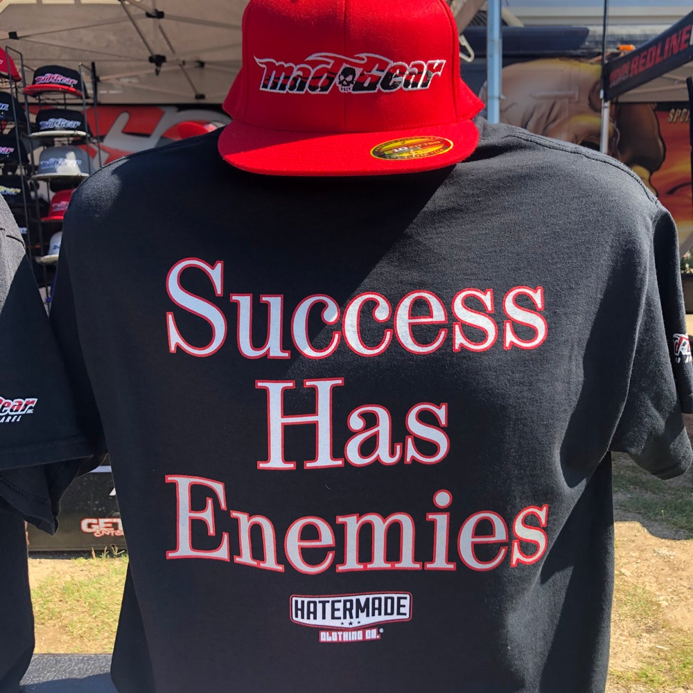 Image of Success has Enemies