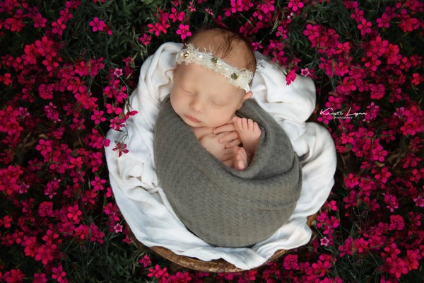 Image of Outdoor Newborn Session