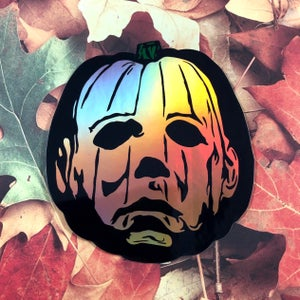 Image of Jack O' Myers Holographic (Decal)