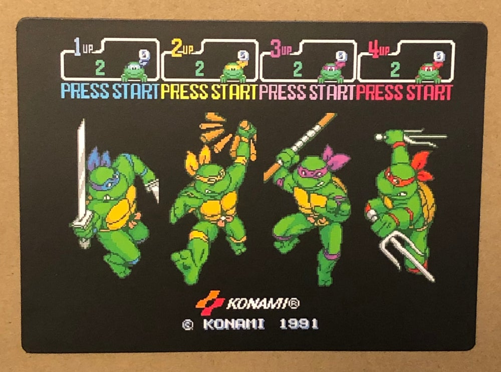 Image of Turtle Select High Quality Magnet