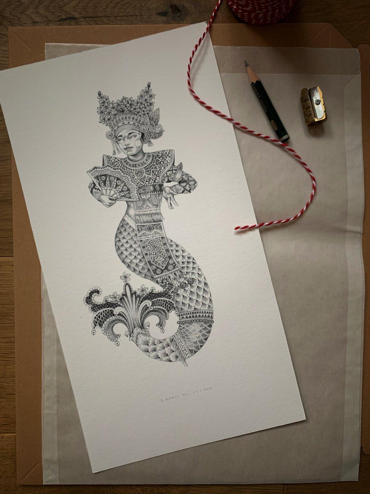 Image of Island mermaid