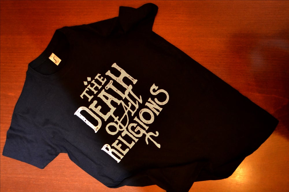 Image of DOAR Black T-Shirt