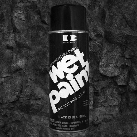 Image of 'Black Is Beautiful' CMC x Wet Paint