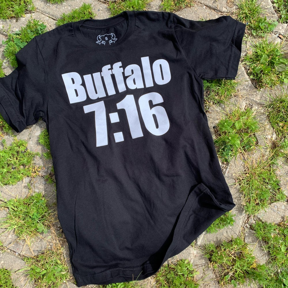 Image of Buffalo 7:16 Tee