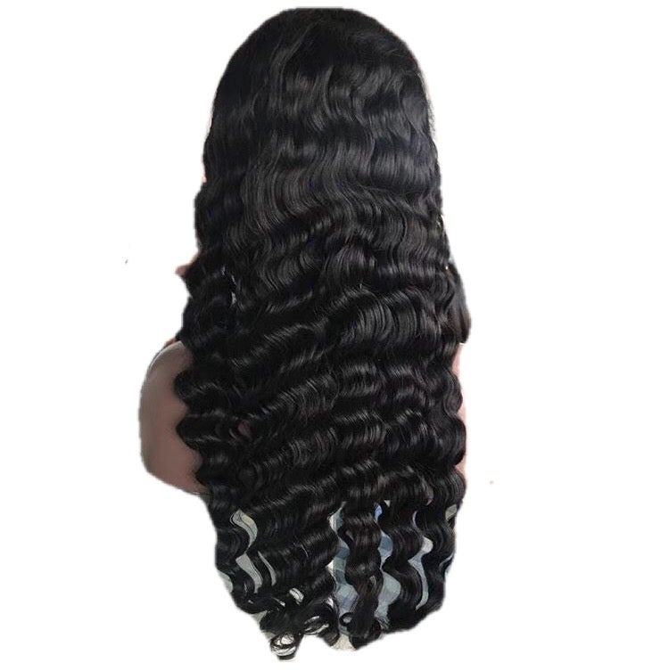 Image of Deep Wave Frontal Wig