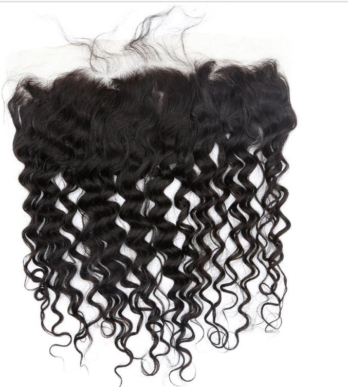 Image of Indian Curly Frontal