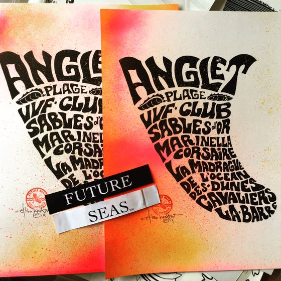 Image of Anglet surf spots names fin...