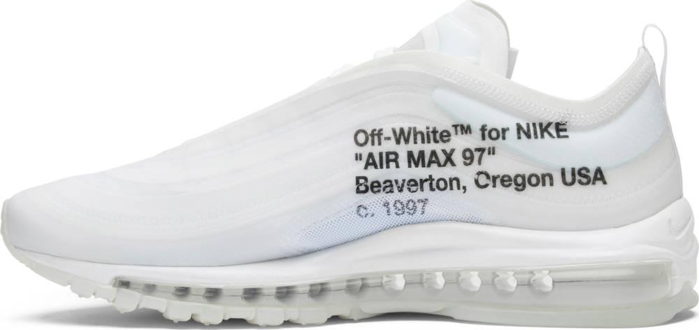 OFF WHITE X NIKE AIR MAX 97 OG THE TEN