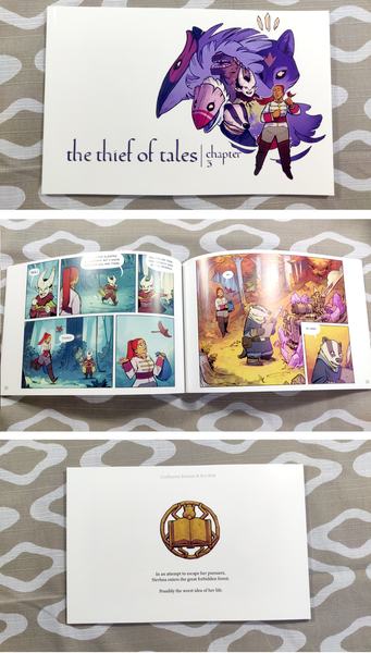 Image of The Thief of Tales - Chapter 3