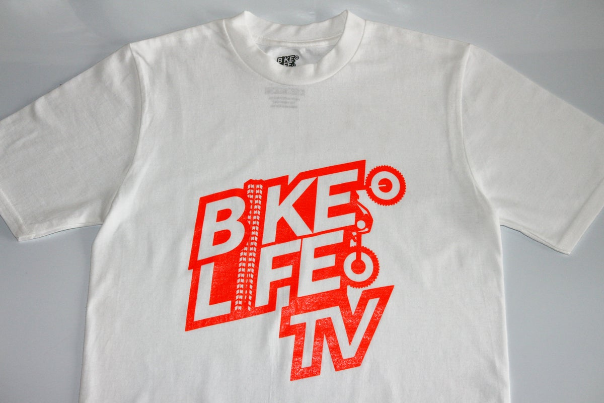 Image of BikeLife TV Summer Neon Colour T-Shirts