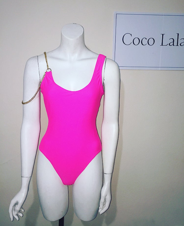 Image of Marbella Swimsuit - Pink