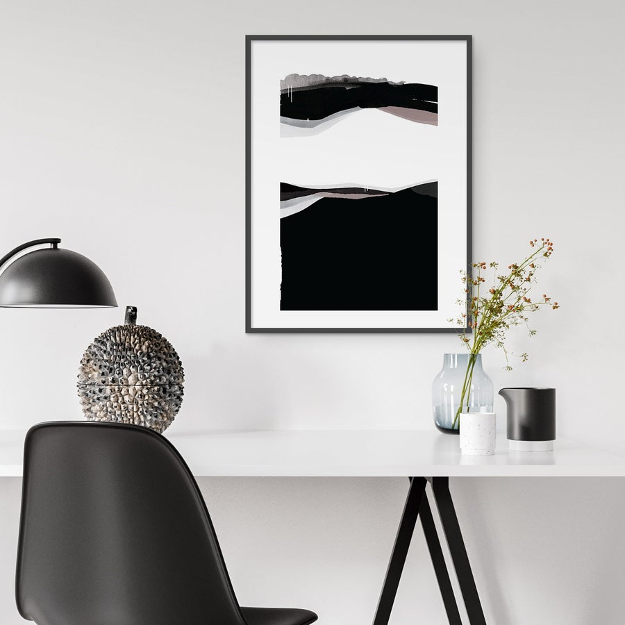 Image of Meander Art Print