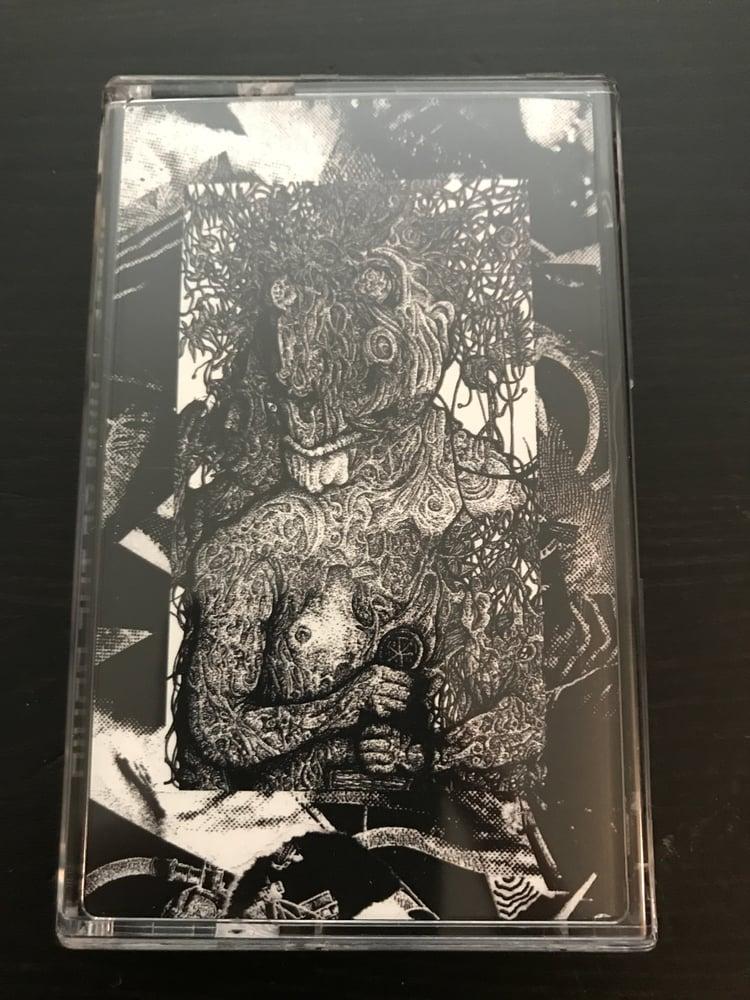 Image of Theta/Hum of the Druid split tape