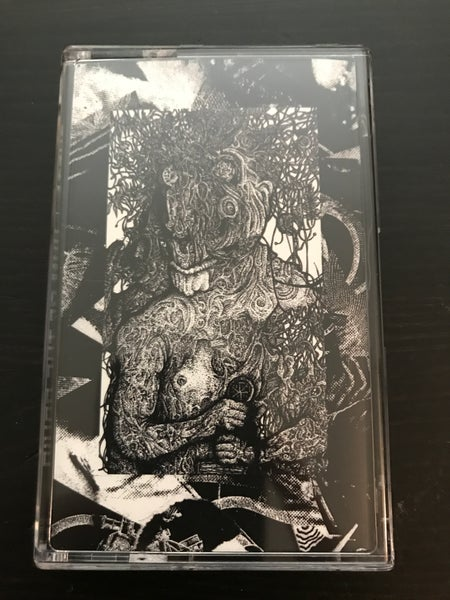 Image of Theta/Hum of the Druid split tape