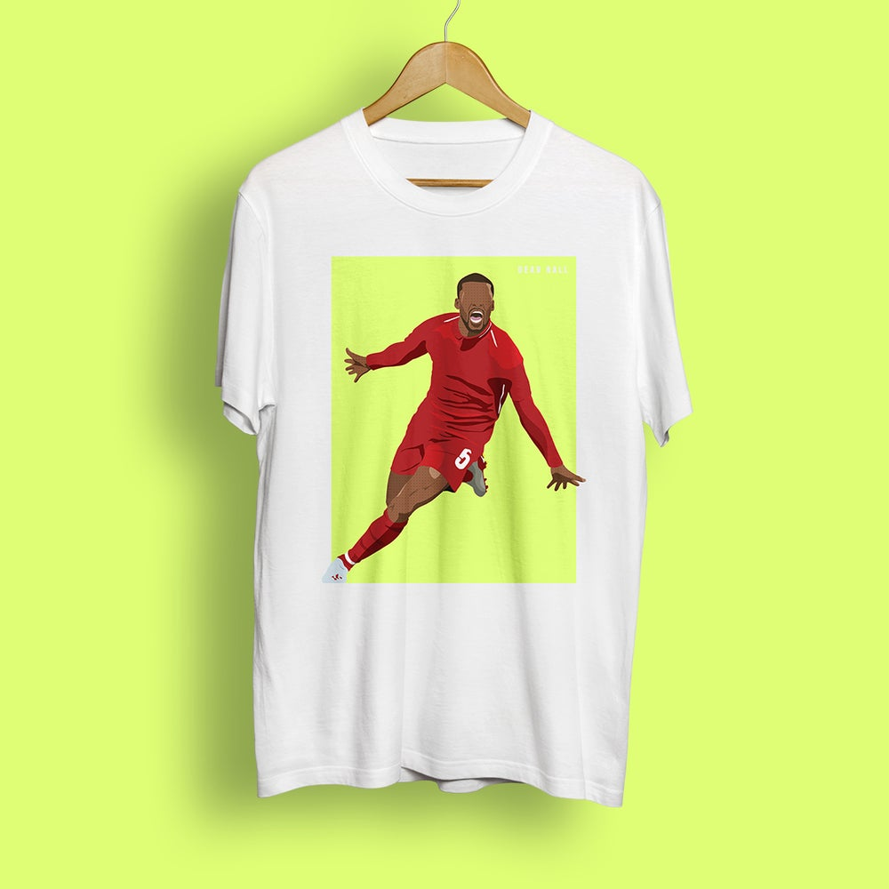 Image of 6 Yard Box Tee - Wijnaldum '19