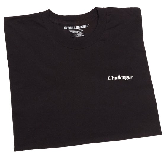 Image of Challenger 'Ukrainian Village' T-Shirt (Black)