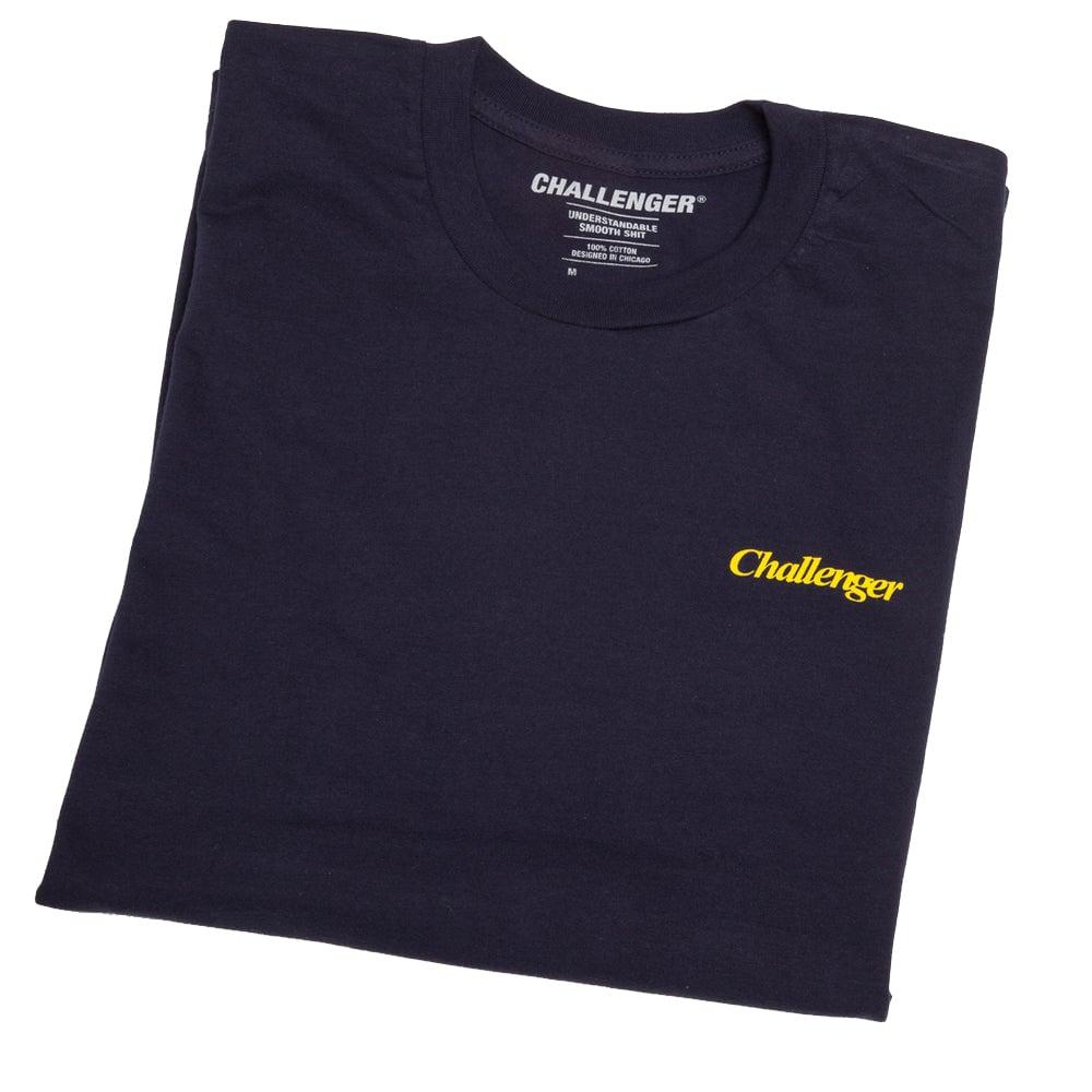 Image of Challenger 'Ukrainian Village' T-Shirt (Navy)
